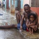 Trinidad po dešti