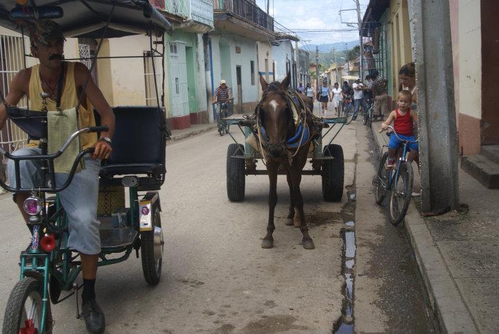 Ulice Jesus Maria v Trinidadu
