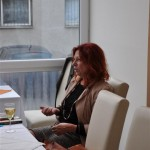 Autorské čtení a beseda, Travel hotel Prague, 24. 9. 2012