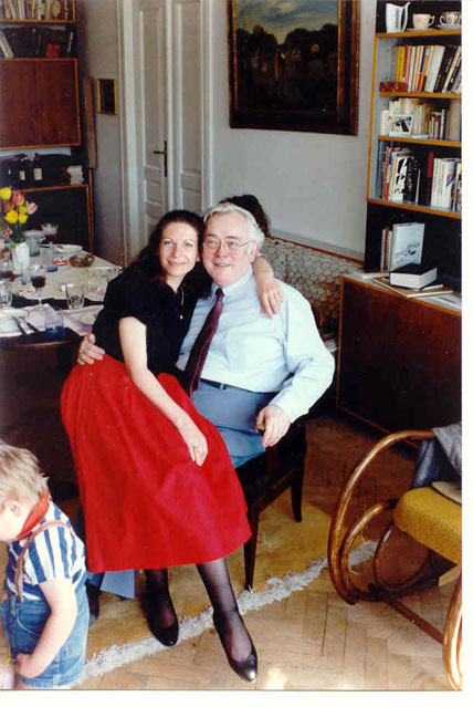 S Josefem Škvoreckým