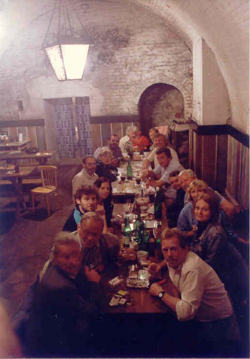 Schůzka chartistů