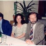 S Petrem Kabešem a Jiřím Grůšou