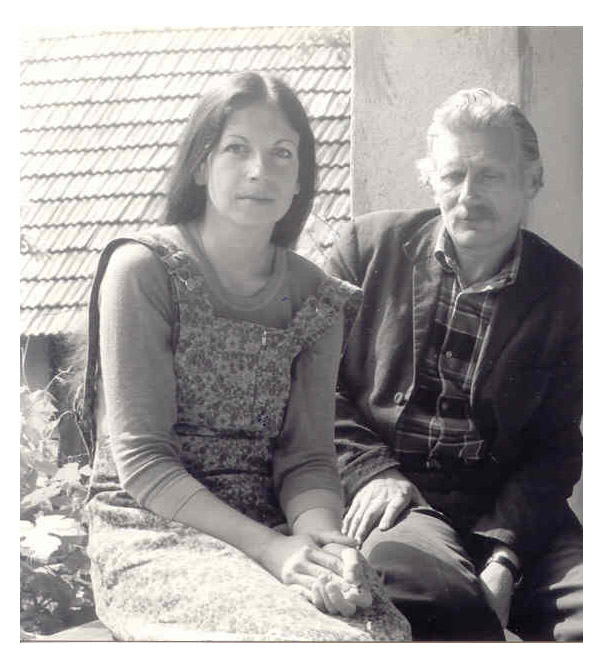 Na návštěvě u slovenského spisovatele Ivana Kadlečíka