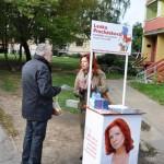 Setkání s občany v Letňanech