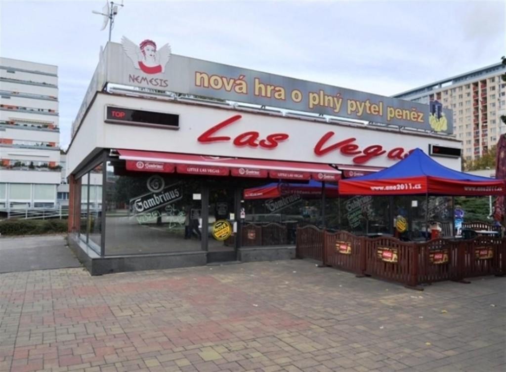 Las Vegas v Ládví - otevřeno nonstop